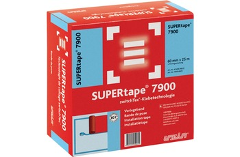 Hometrend Switchtec Super Tape 7900 Verlegeband, 50 mm X 25 M