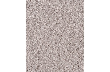 Hometrend SAREMO Teppichboden, Hochflor Uni-Velours zartrosa