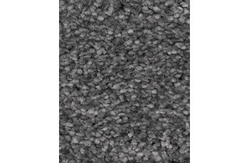 Hometrend PINTURAS Teppichboden, Hochflor Velours, grau