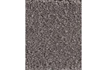 Hometrend CUBANA Teppichboden, Hochflor Velours, grau/ violett