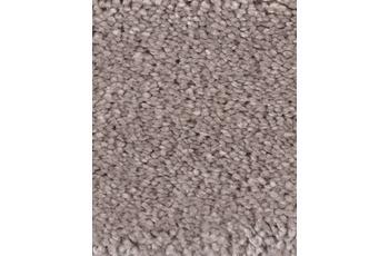 Hometrend Teppichboden Hochflor Velours zartrosa