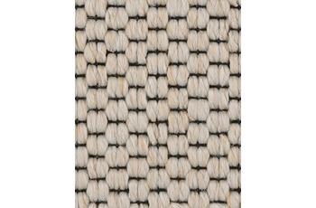 Hometrend SOLERO/ APPLAUSE Teppichboden, Flachgewebe-Schlinge, beige