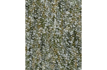 Hometrend DISCO/ PHANTOM Teppichboden, Schlinge bedruckt, olivgrün
