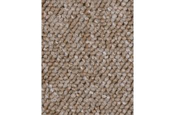 Hometrend Teppichboden Meterware Schlinge Beige meliert