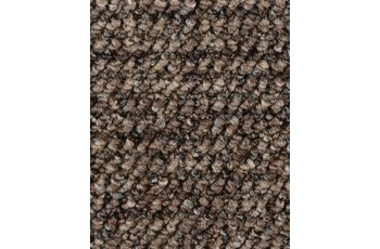 Hometrend ANEMONE/ REVUE Teppichboden, Schlinge gemustert, braun