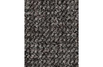 Hometrend ANEMONE/ REVUE Teppichboden, Schlinge gemustert, dunkelgrau
