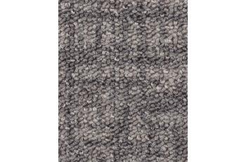 Hometrend IKARUS/ ROBERTA Teppichboden, Schlinge gemustert, grau
