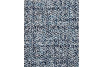 Hometrend IKARUS/ ROBERTA Teppichboden, Schlinge gemustert, hellblau