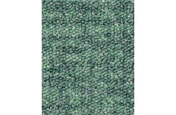 Hometrend IKARUS/ ROBERTA Teppichboden, Schlinge gemustert Seegrün