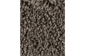 ilima Teppichboden Shaggy Hochflor CARLITA/ GREASE dunkelbraun