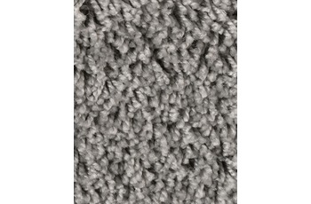 Hometrend CARLITA/ GREASE Teppichboden, Shaggy Hochflor, grau