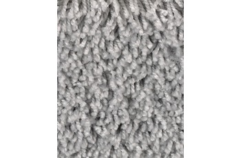 ilima Teppichboden Shaggy Hochflor CARLITA/ GREASE Silber