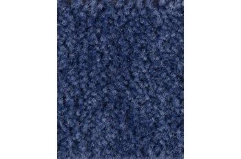 Hometrend CAPELLA/ RACHEL Teppichboden, Velours meliert, blau