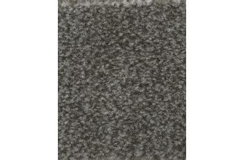 Hometrend FLIRT/ CABARET Teppichboden, Velours meliert, schiefer