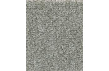Hometrend FLIRT/ CABARET Teppichboden, Velours meliert Zinngrau