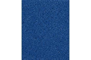 Hometrend ANDIAMO/ CATS Teppichboden, Velours uni, blau