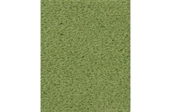 Hometrend ANDIAMO/ CATS Teppichboden, Velours uni, grasgrün