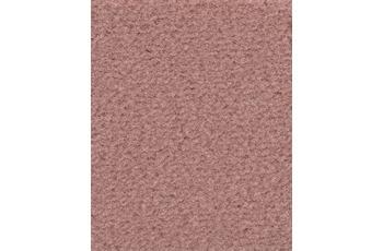 Hometrend ANDIAMO/ CATS Teppichboden, Velours uni, rosa