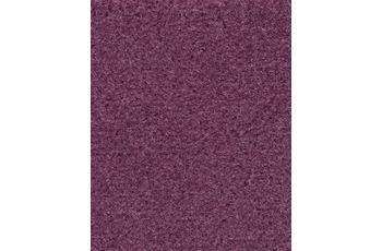 Hometrend ANDIAMO/ CATS Teppichboden, Velours uni, violett