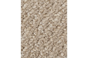 Hometrend PARAVENTO Teppichboden, Schlinge meliert, beige