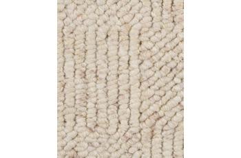 Hometrend Teppichboden Schlinge meliert beige/ creme