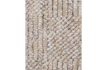 Hometrend LOLITA Teppichboden, Schlinge meliert, beige/ natur
