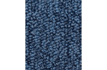 Hometrend CAMA Teppichboden, Schlinge meliert, blau