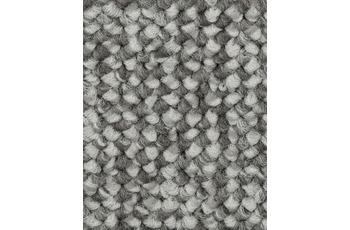 Hometrend MESA Teppichboden, Schlinge meliert, grau