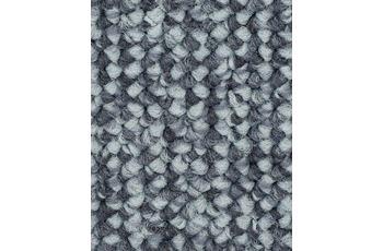 Hometrend Teppichboden Schlinge meliert grau