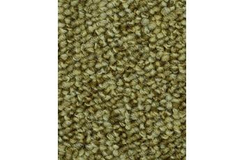 Hometrend CAMA Teppichboden, Schlinge meliert, grün