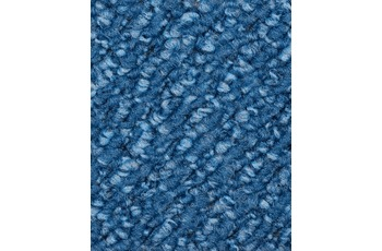 Hometrend PARAVENTO Teppichboden, Schlinge meliert, hellblau