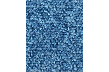 Hometrend ROPERO TR Teppichboden, Schlinge meliert, hellblau