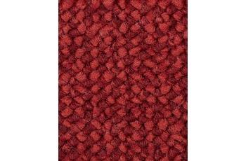 Hometrend MESA Teppichboden, Schlinge meliert, rot