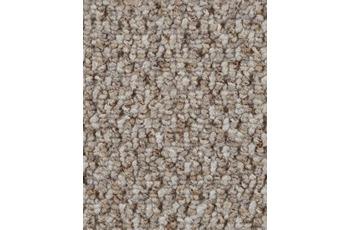 Hometrend Teppichboden Schlinge strukturiert beige/ natur