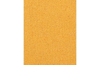 Hometrend COMODA Teppichboden, Uni-Velours, gelb