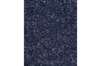 Hometrend TENDINA Teppichboden, Velours, blau