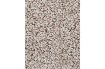 Hometrend LIBERIA Teppichboden, Velours gemustert, braun/ beige