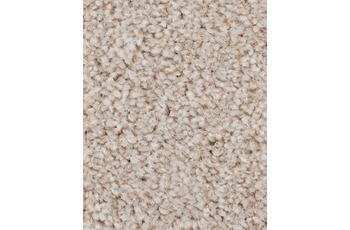 Hometrend LIBERIA Teppichboden, Velours gemustert, sand