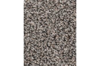 Hometrend LIBERIA Teppichboden, Velours gemustert, schwarz