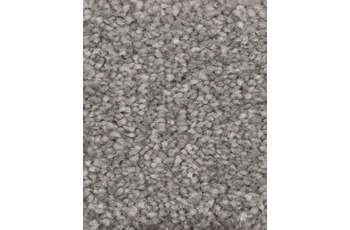 Hometrend TENDINA Teppichboden, Velours, grau