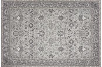 Kelii Vintage-Teppich Ziegler grey 80 cm x 150 cm