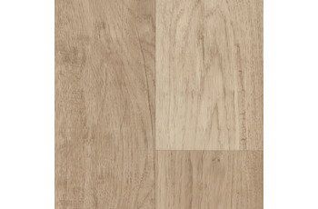 ilima Vinylboden PVC Holzoptik Landhausdiele Eiche creme weiß