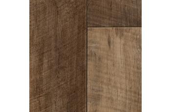 ilima Vinylboden PVC Lugano Holzoptik Diele Eiche braun rustikal