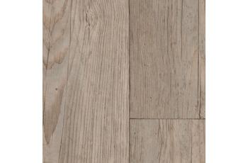 ilima Vinylboden PVC Holzoptik Diele Eiche creme/ grau hell
