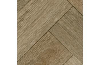 ilima Vinylboden PVC Holzoptik Fischgrät Eiche beige grau