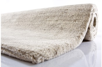 Tuaroc Berberteppich Anzi mit ca. 240.000 Florfäden/ m² sand 200 cm rund