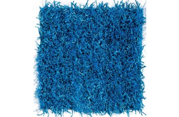 Luxor Living Hochflor-Teppich Infinity blau