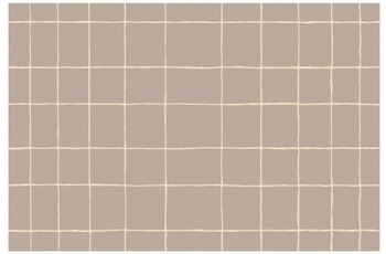 JAB Anstoetz Teppich Characters Bricks 094