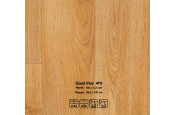 JOKA CV-Belag Exact Plus - Farbe 470 Eiche Landhausdiele braun
