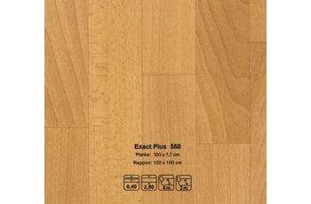 JOKA CV-Belag Exact Plus - Farbe 560 Buche Schiffsboden braun